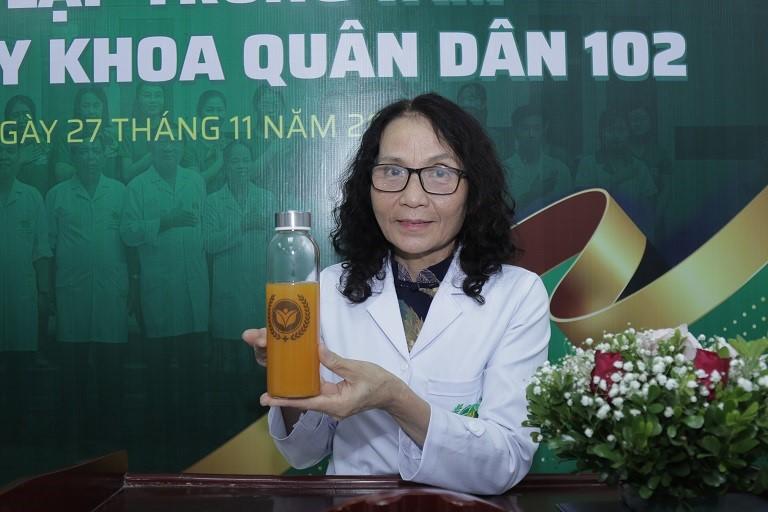 Trung tâm cung cấp các sản phẩm dinh dưỡng chất lượng, bào chế từ 100% thảo dược tự nhiên