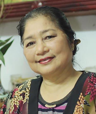 Nghệ sĩ Kim Xuyến